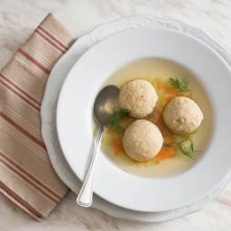 The Best Matzo Ball Soup
