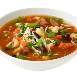 The Best Minestrone Soup Ever