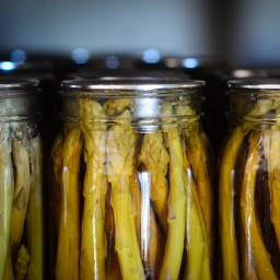 The Best Pickled Asparagus Recipe