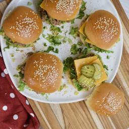 The BEST Sloppy Joe Recipe: Big Mac Copycat