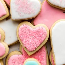 The Best Sugar Cookies (Recipe & Video)