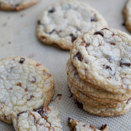 The BEST Toffee Chocolate Chip Cookie Recipe