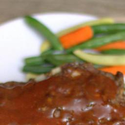 The Best Venison Meatloaf