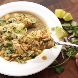 The Best White Chili With Chicken