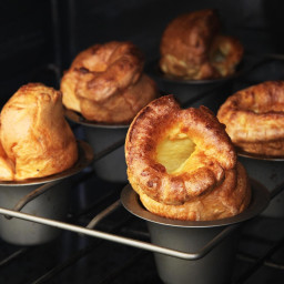 The Best Yorkshire Puddings Recipe