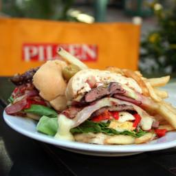The Chivito: Uruguay's Most Iconic Sandwich
