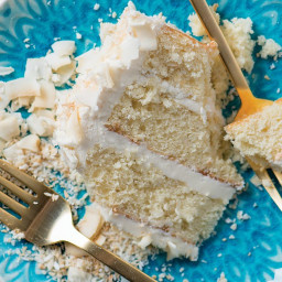The Coconut Cake