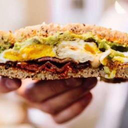 The Fancy - Best Breakfast Sandwich