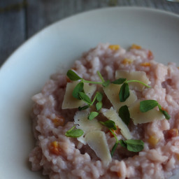 The Fault in Our Stars - Dragon Carrot Risotto