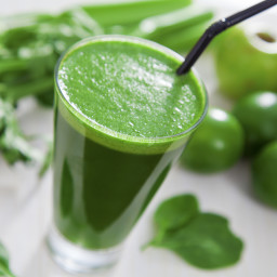 The Green Envy Juice