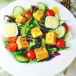 The Moin Moin Salad