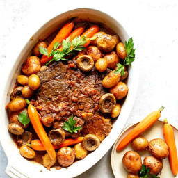 The MOST Tender and Flavorful Classic Pot Roast Recipe Ever!
