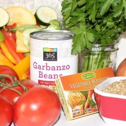 The Omnivore Vegetarian Soup