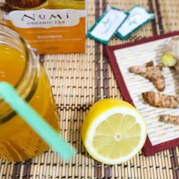 The One Tonic: Turmeric, Ginger, Lemon, Rooibos Tea and ACV