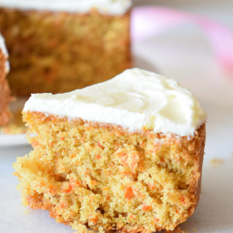 The Only Farm to Table Organic Carrot Cake You Need