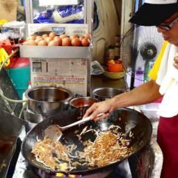 The Penang Char Kuey Teow recipe