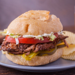 The Roast Beef Po'boy (And How to Make Any Po'boy)