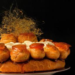 The Saint Honoré Pastry