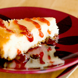 The Secret Family Cheesecake