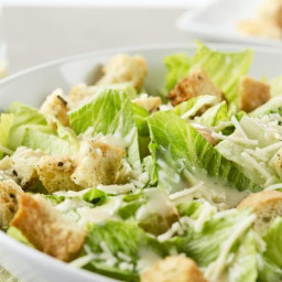 The Secret to Making a Perfect Caesar Salad