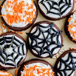 The Softest Chocolate Sugar Cookies