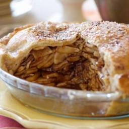 The Ultimate Caramel Apple Pie