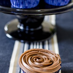 The Ultimate Chocolate Cupcake?