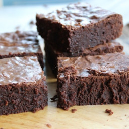 The Ultimate Fudgy Brownies (and Three Variations) Recipe