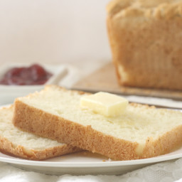 The Ultimate Gluten Free White Bread