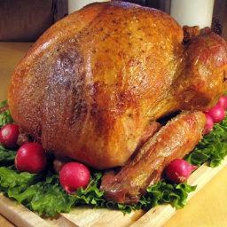 The Ultimate Roast Turkey Recipe