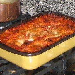 The Worlds Best Lasagna