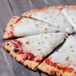 The Best Low-Carb Cauliflower Pizza Crust Recipe