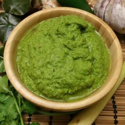 ThermoFun – Green Curry Paste