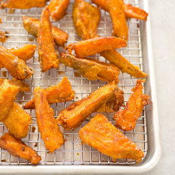 Thick-Cut Sweet Potato Fries