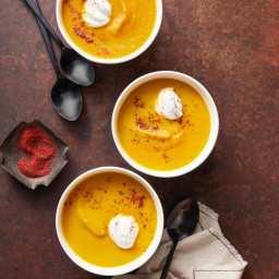 This Carrot Soup Has a Secret Ingredient