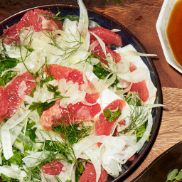 This Fennel, Celery Root & Grapefruit Salad Will Brighten Any Meal