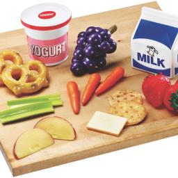 This week's snacks