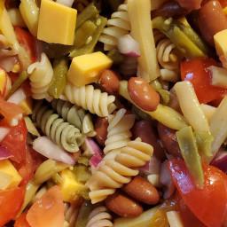 Three Bean Wacky Sweet Salad
