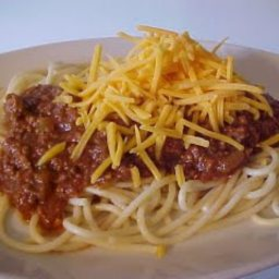 Three-Way Cincinnati Chili