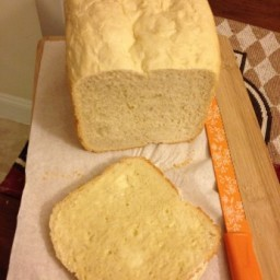 Throw Away the Bread Machine Instructions!.... White Bread