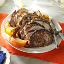 Thyme & Basil Roast Pork