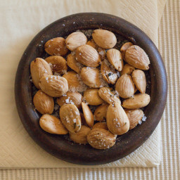 Thyme-Roasted Marcona Almonds
