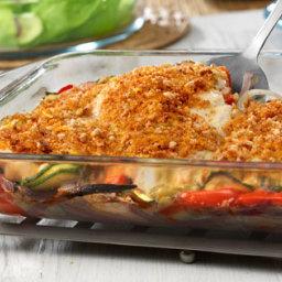 Tilapia & Vegetable Casserole