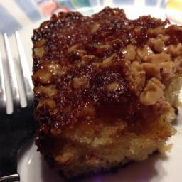 Tina's Gluten Free Whiskey Cake