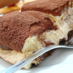 Tiramisu � no added sugar