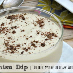 Tiramisu Dip Recipe | Great Dip For Fruit or Cookies!