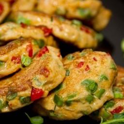 Tod Man Pla (Thai Fish Cakes)