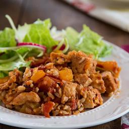 Tofu Jambalaya