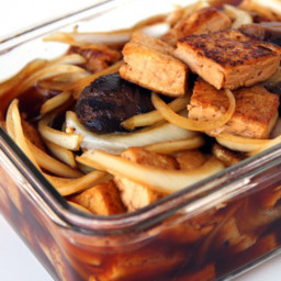 Korean Tofu Pickles Dubujangajji  두부장아찌