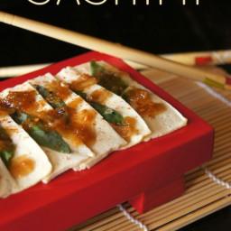 "Tofu ""Sashimi"" Recipe"
